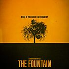 Movie Poster - &quot;THE FOUNTAIN&quot; by Mark Hyland