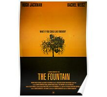 "Movie Poster - ""THE FOUNTAIN"" Poster"