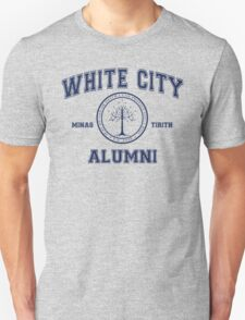 White City Alumni - LOTR Unisex T-Shirt
