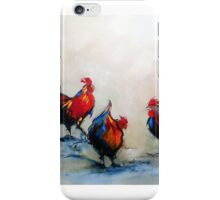 Three's Company iPhone Case/Skin
