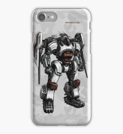 Death Squad Bounty Hunter Mech iPhone Case/Skin