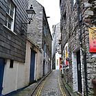Back Street - Winter in Plymouth 5 by magicaltrails