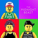 The Midnight Beast by littleartists