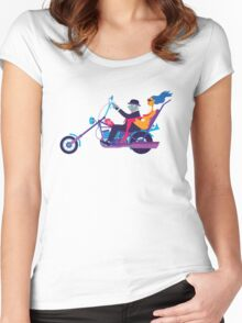 Mid-Life Crisis Women's Fitted Scoop T-Shirt