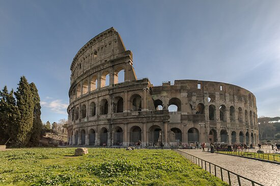 Colosseum | Rome by nickdeclercq