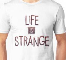 Life is strange edited logo Unisex T-Shirt