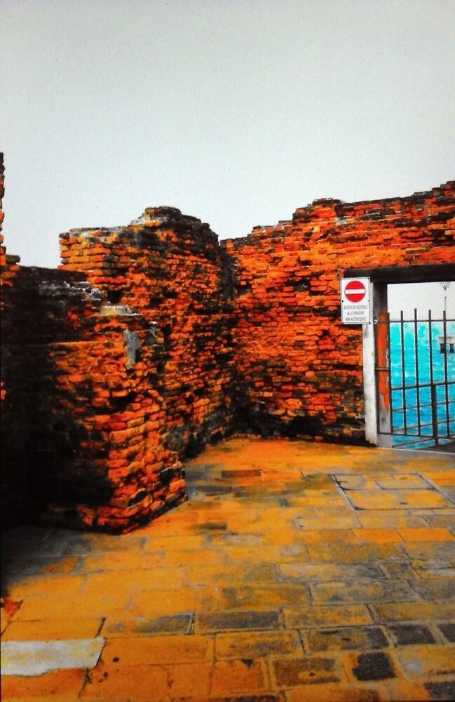Broke Wall by Tate1984