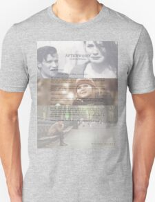 Afterword By Amelia Williams T-Shirt