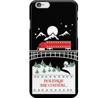 Holidays iPhone Case/Skin