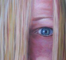 Self-Portrait by Kate Wood
