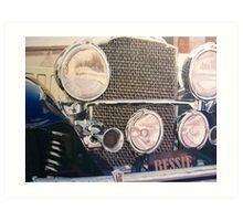 1930 Packard Art Print