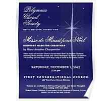 Midnight Mass for Christmas (December 2007) Poster