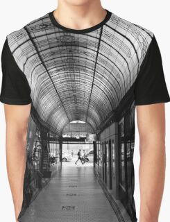 Cathedral Arcade - Melbourne Graphic T-Shirt