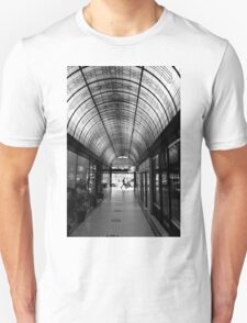 Cathedral Arcade - Melbourne Unisex T-Shirt