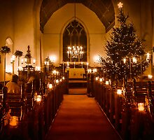 Carols By Candlelight by AlanPee