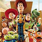Toy Story 2 by Kanae