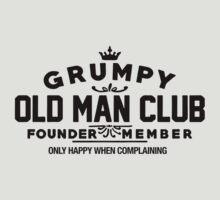 Grumpy Old Man Club by trendyshirt