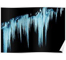 Icy Apparitions  Poster