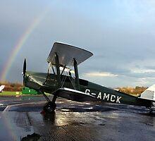 The Moth & the Rainbow by John Maxwell
