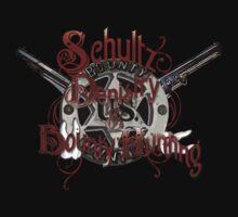 Schultz Denistry & Bounty Hunting Variant by Konoko479