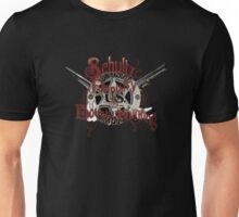 Schultz Denistry & Bounty Hunting Variant Unisex T-Shirt