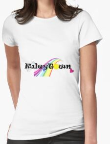RileyTown Womens Fitted T-Shirt