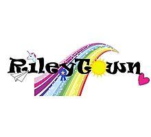 RileyTown Photographic Print