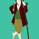 Bilbo.  by nimbusnought