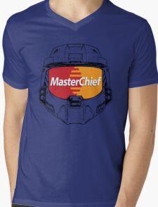 MasterChief Mens V-Neck T-Shirt