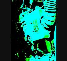 Little Blue Engine Room Tee Mens V-Neck T-Shirt