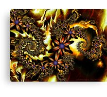 Festive Autumn Canvas Print
