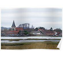 Bosham Harbour Poster