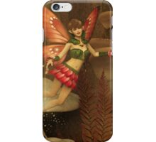 Fairy in The Forest iPhone Case/Skin