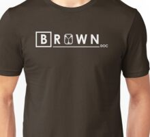 Brown Doc Unisex T-Shirt