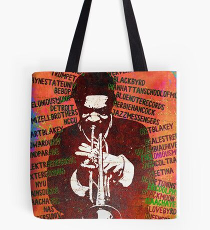 History of Byrd - Part 1 Tote Bag