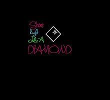 Diamonds by Rhianna by Puffyerin