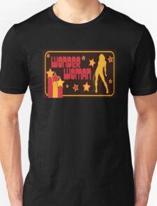 "Retro Superheroes "" Wonder Woman"" T-Shirt"