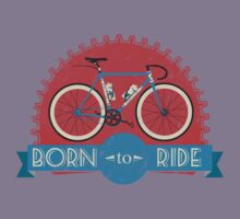 Born To Ride Kids Clothes