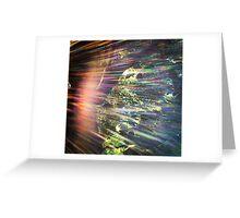 RAINBOW TREES Greeting Card