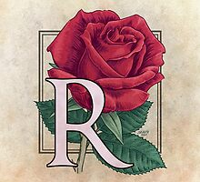 R is for Rose by Stephanie Smith