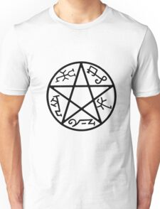 Devil's Trap Unisex T-Shirt
