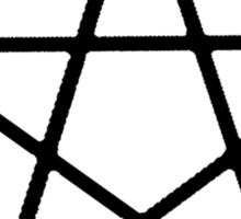Devil's Trap Sticker