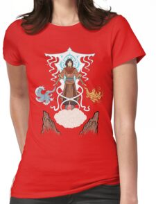 Convergence Womens Fitted T-Shirt