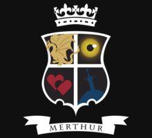 Merthur Coat of Arms T-Shirt