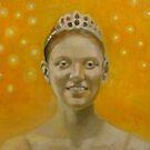 Yellow ochre study by Rachel  Aponte