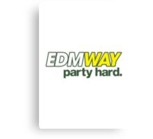 EDMWAY  Canvas Print