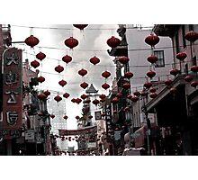 SAN FRANCISCO CHINATOWN Photographic Print
