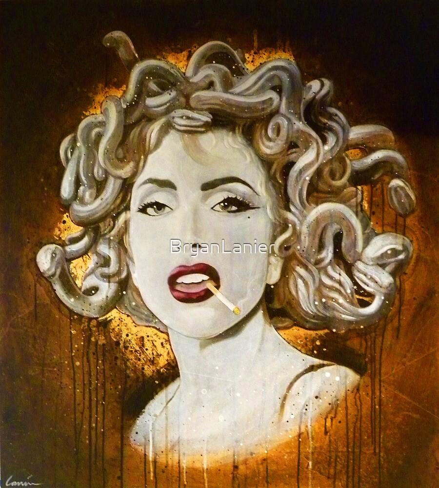 """Pop Medusa"" by BryanLanier"