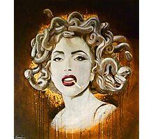 """Pop Medusa"" Photographic Print"