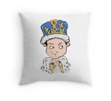 Sherlock Moriarty Andrew Scott Cartoon Throw Pillow